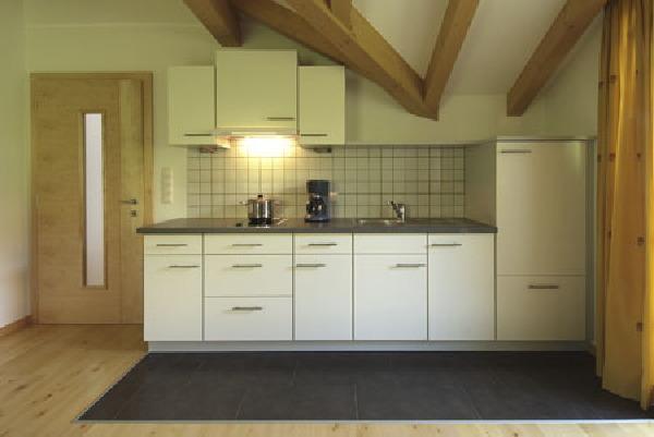Foto della cucina Aparthotel Sonnwies