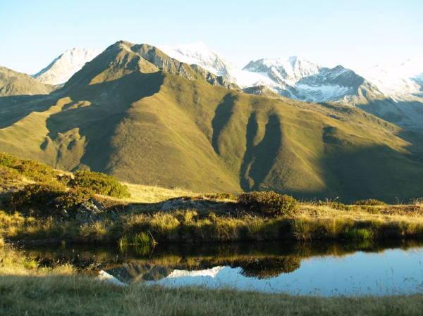 Panorama Selva dei Molini