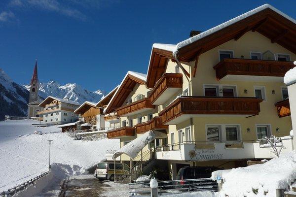 Foto invernale di presentazione Aparthotel Sonnwies