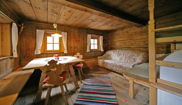 Foto della stube  Appartamenti in agriturismo Grossgasteigerhof