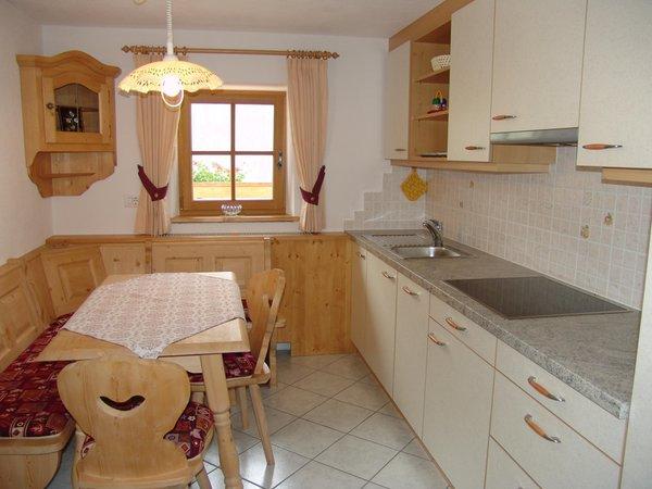 Foto della cucina Grossgasteigerhof