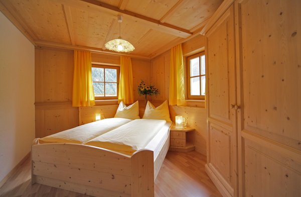 Foto della camera Appartamenti in agriturismo Grossgasteigerhof