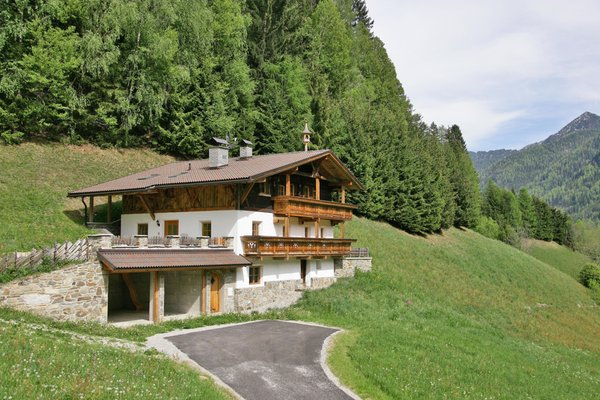 Photo exteriors in summer Grossgasteigerhof