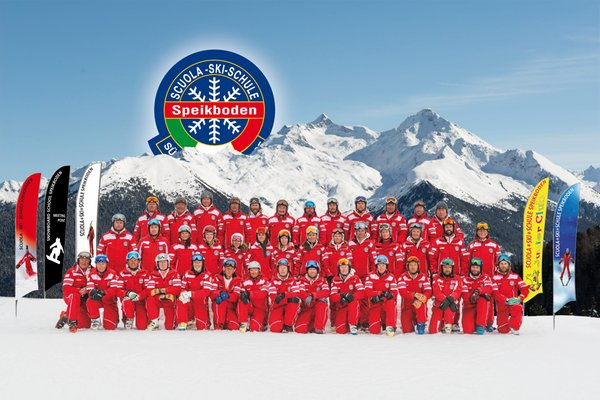 Foto invernale di presentazione Speikboden - Valle Aurina - Scuola sci e snowboard