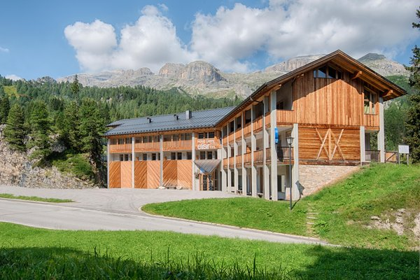 Foto estiva di presentazione Garni-Hotel + Appartamenti Elisir