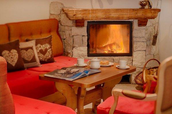 Foto della stube  Garni-Hotel + Appartamenti Elisir