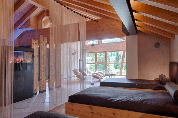 Foto del wellness Garni-Hotel + Appartamenti Elisir