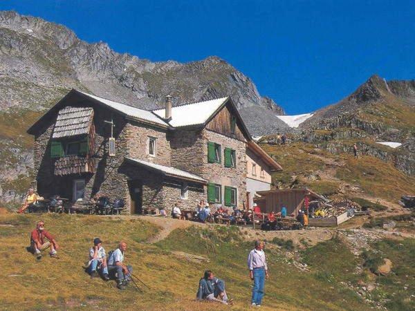 Foto estiva di presentazione Tridentina - Birnlückenhütte - Rifugio