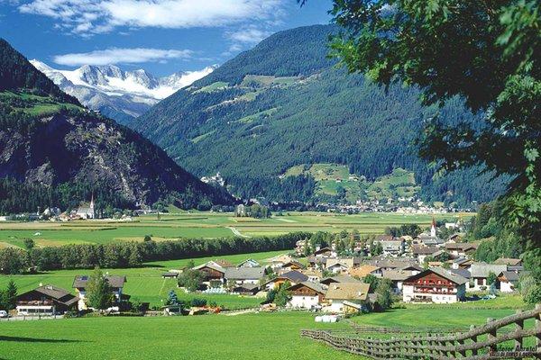 Foto estiva di presentazione Campo Tures - Associazione turistica