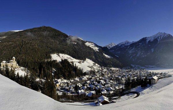 Foto invernale di presentazione Associazione turistica Campo Tures