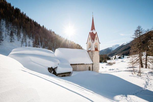 Photo gallery Lutago / Luttach winter