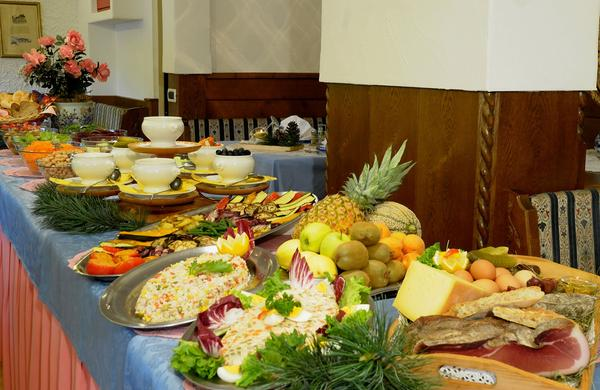 Ricette e proposte gourmet Monte Cherz