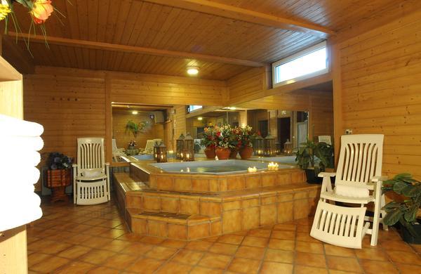 Foto del wellness Hotel Monte Cherz