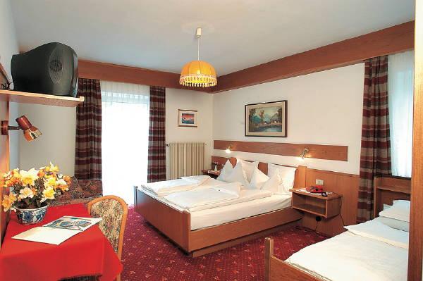 Foto della camera Hotel Monte Cherz
