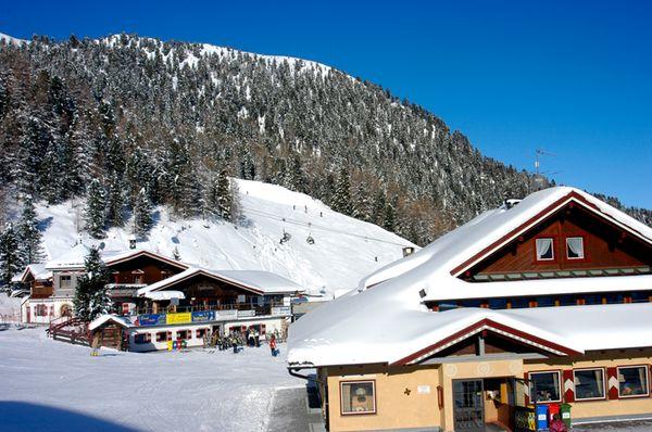 Foto esterno in inverno Speikboden
