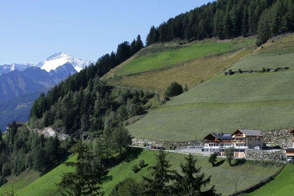 Foto estiva di presentazione Roanerhof - Malga