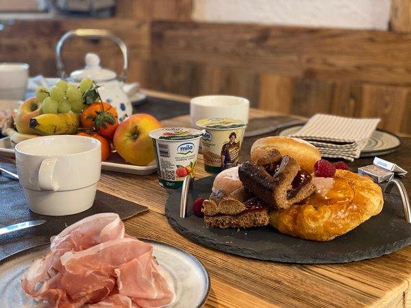 Das Frühstück Garni + Ferienwohnungen Fany