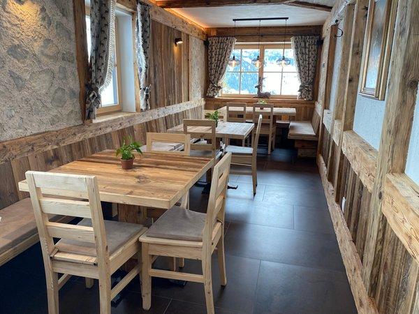 Das Restaurant Colfosco Fany
