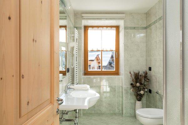Foto del bagno Appartamenti Cèsa Raggio di Sole