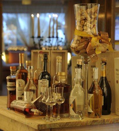 La cantina dei vini Alba di Canazei (Canazei) Albolina