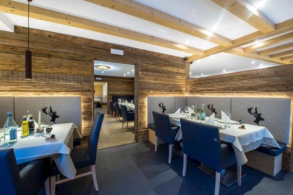 Das Restaurant Alba di Canazei (Canazei) Albolina