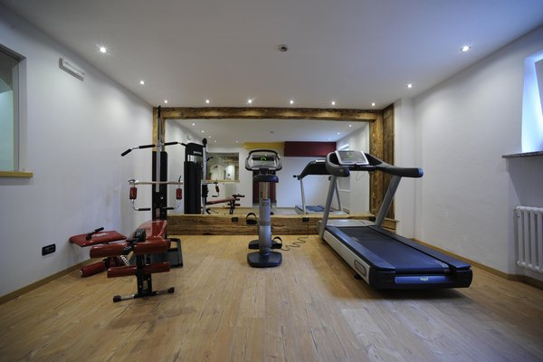 Photo of the fitness area Hotel Albolina