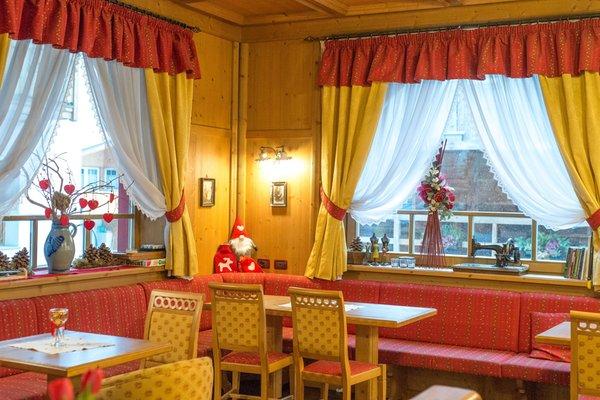 Il ristorante Alba di Canazei (Canazei) Alpino al Cavalletto