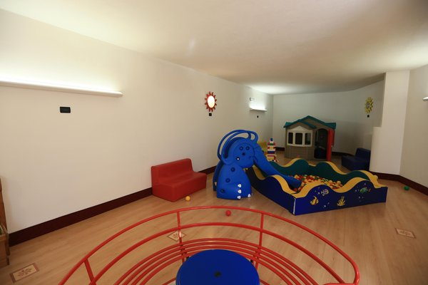 The children's play room B&B (Garni) + Apartments Arnica