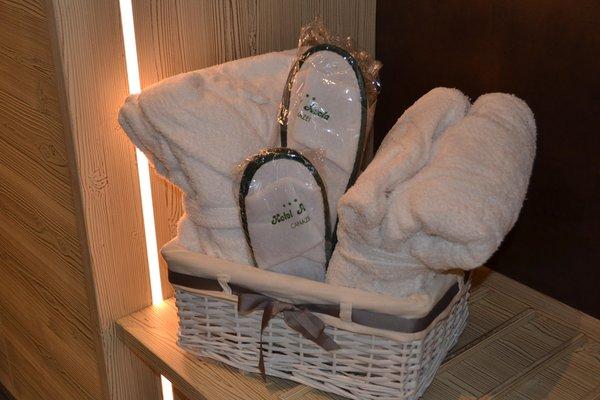 Foto vom Wellness-Bereich Hotel Azola