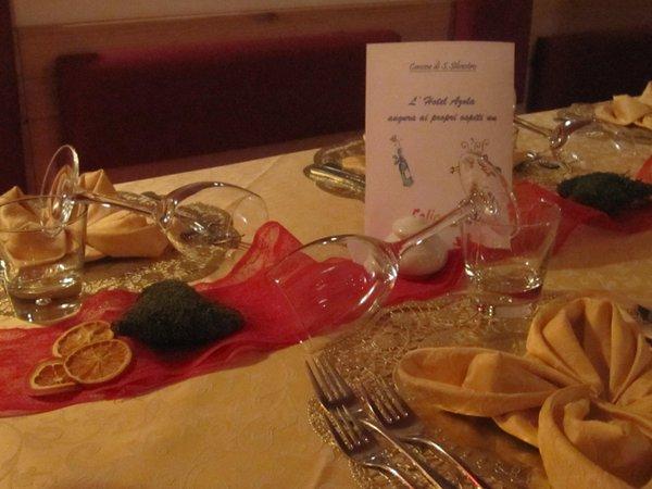Das Restaurant Canazei Azola