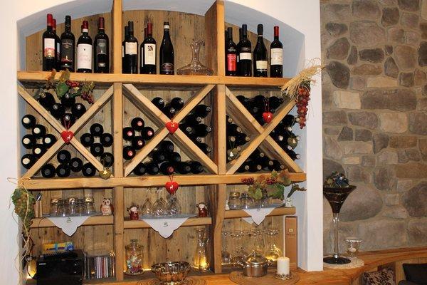 Wine cellar Canazei Azola