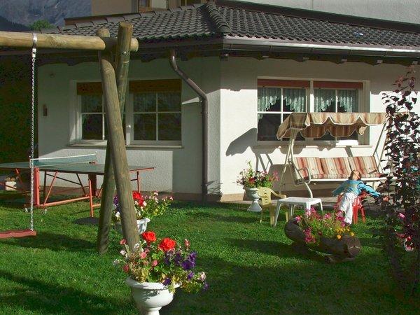 Foto vom Garten Canazei