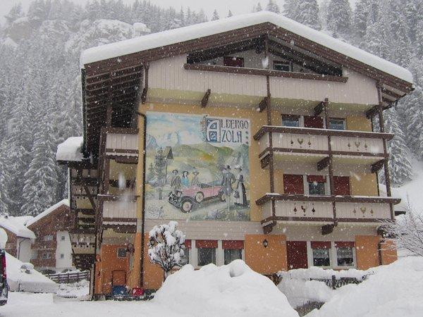 Winter Präsentationsbild Azola - Hotel 3 Sterne