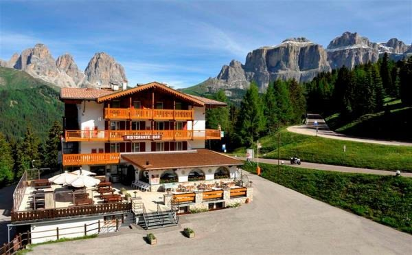 Foto estiva di presentazione Bellavista - Hotel 3 stelle sup.