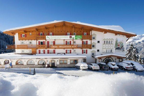 Foto invernale di presentazione Bellavista - Hotel 3 stelle sup.
