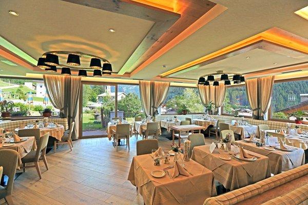 Il ristorante Canazei Cèsa Tyrol
