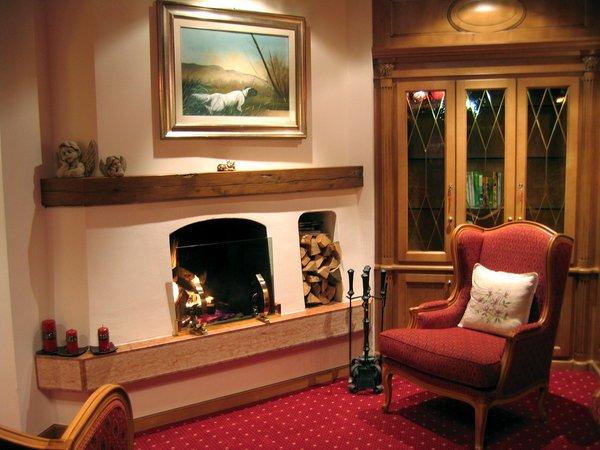 Le parti comuni Hotel Cèsa Tyrol