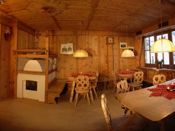 Foto della stube  Albergo Dolomites Inn