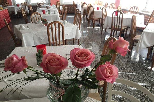 Il ristorante Alba di Canazei (Canazei) Joy B&B Fedaia