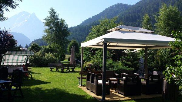 Photo of the garden Canazei