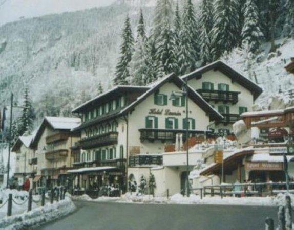 Foto invernale di presentazione Laurin - Hotel 3 stelle