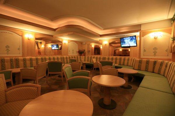 Le parti comuni Hotel Laurin