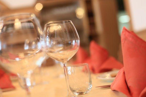 Il ristorante Canazei Laurin