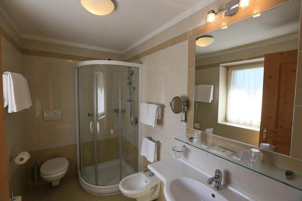 Foto del bagno Hotel Laurin