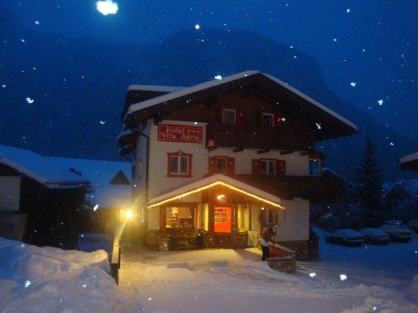 Foto invernale di presentazione Villa Adria - Hotel + Residence 3 stelle