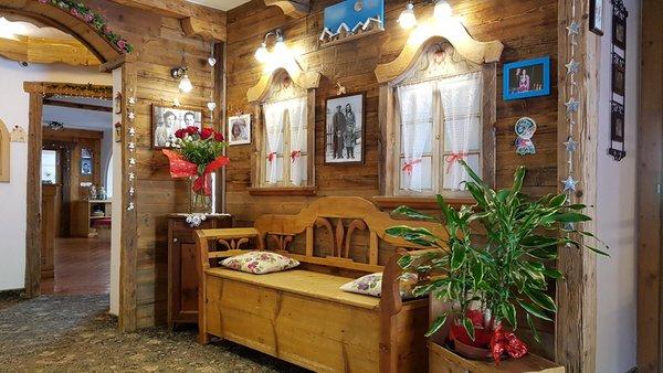 Le parti comuni Hotel Villa Adria
