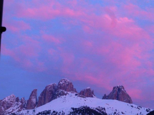 Panorama Alba di Canazei (Canazei)