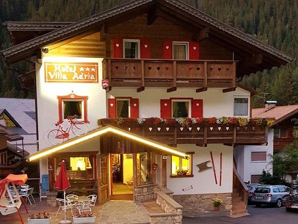 Foto estiva di presentazione Villa Adria - Hotel 3 stelle