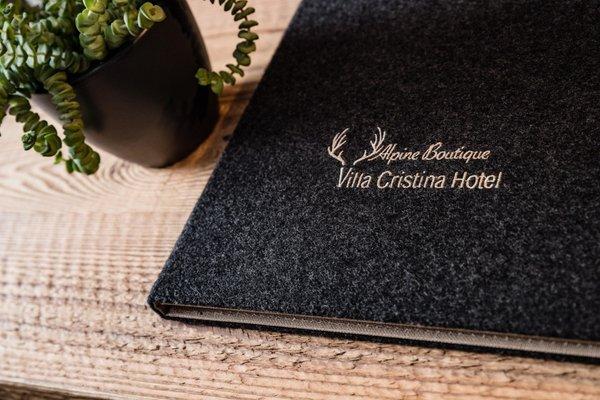Foto di alcuni dettagli Alpine Boutique Villa Cristina