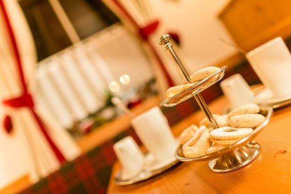 La colazione Alpine Boutique Villa Cristina - Hotel 3 stelle